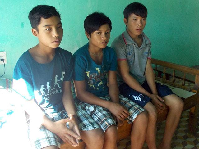 3 thanh thiếu niên băng rừng trốn khỏi chủ vì bị bóc lột-1