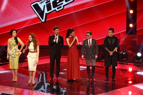 """The Voice 2015: Mỹ Tâm, Thu Phương thẳng tay loại """"át chủ bài"""" - 2"""