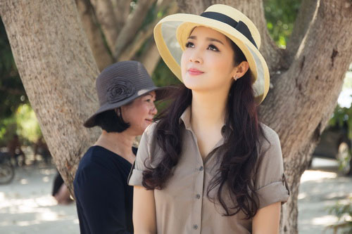 U50 Việt Trinh, Hoa hậu Giáng My trẻ trung bất ngờ-2