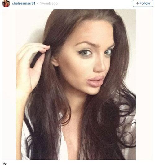 Bản sao Angelina Jolie khiến dân cư mạng sửng sốt-8