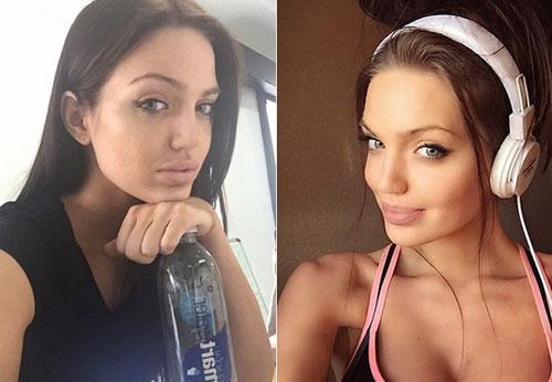Bản sao Angelina Jolie khiến dân cư mạng sửng sốt-6