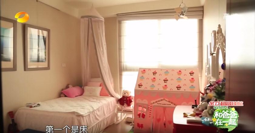 """Phòng ngủ trong mơ của """"tiểu công chúa"""" lai Á - Âu-5"""