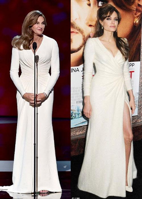 Bố dượng Kim học tập phong cách của Angelina Jolie-1