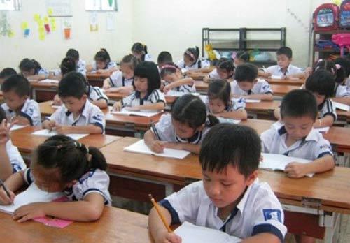 Hà Nội: Thanh tra đột xuất những khoản thu đầu năm học-1