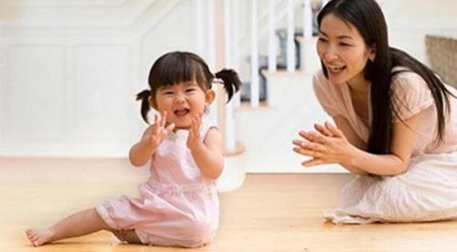 Bí quyết dạy bé dưới 1 tuổi sớm biết nói-2