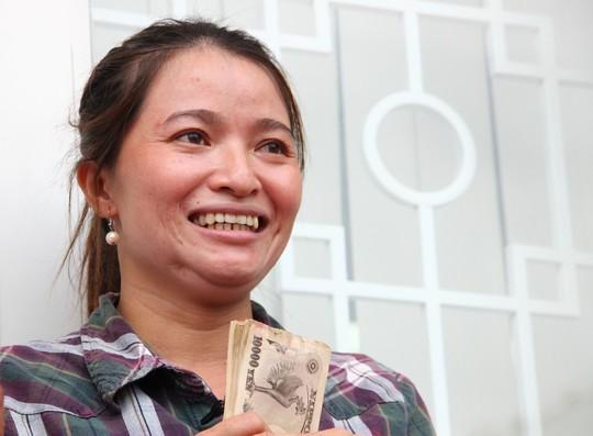 "Vụ 5 triệu Yên: Hơn 1 triệu Yên tiền rách vẫn bị ""treo""-1"