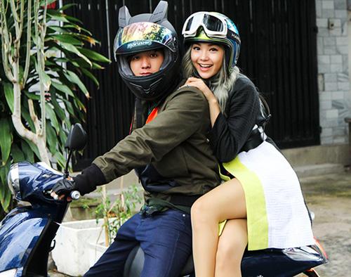 """minh hang hoa """"nguoi ngoai hanh tinh"""" xinh dep - 7"""