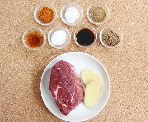 làm thịt bò kho