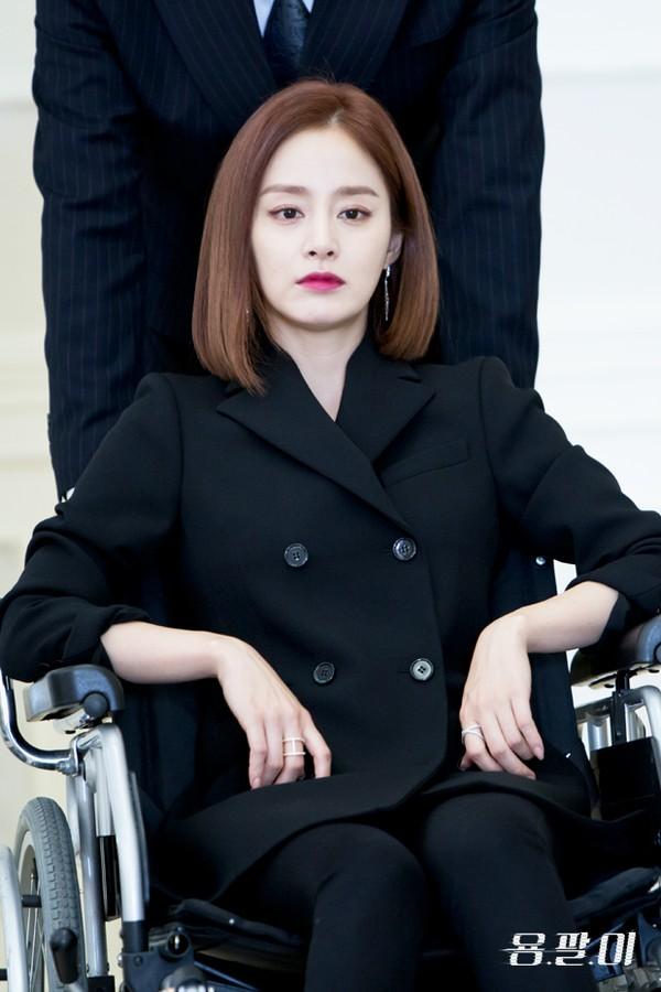 kim tae hee: tu cong chua ngu say thanh quy co lanh lung - 1