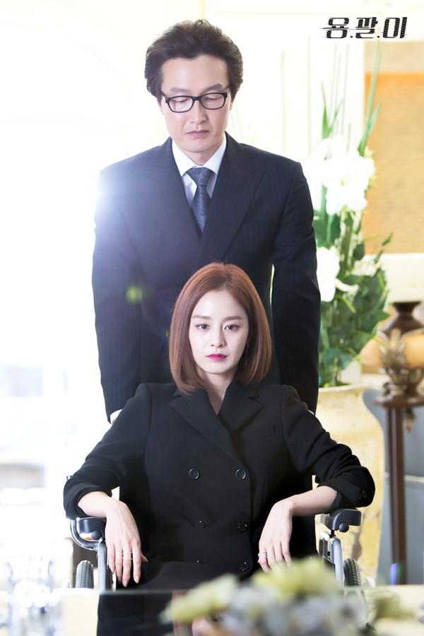 kim tae hee: tu cong chua ngu say thanh quy co lanh lung - 2
