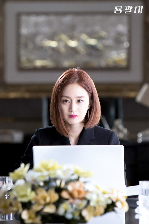 kim tae hee: tu cong chua ngu say thanh quy co lanh lung - 4