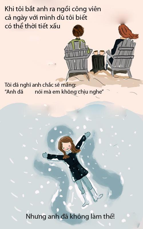 """nghen ngao chuyen tinh """"nhung anh da khong lam the"""" - 3"""