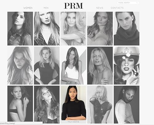 "hoang thuy tiep tuc ""cong pha"" san dien london fashion week - 5"