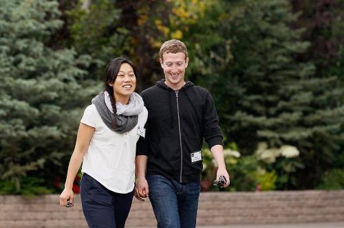 nhung bat ngo trong doi song rieng tu cua ceo facebook - 1