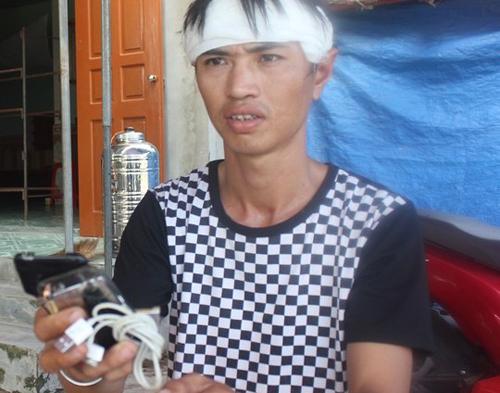 thai phu tu vong do sac dien thoai khong chinh hang - 2