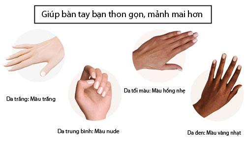 chon mau nail phu hop voi mau da cua ban - 3