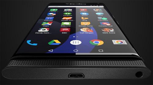 blackberry xac nhan sap ra mat dien thoai blackberry priv chay android - 3