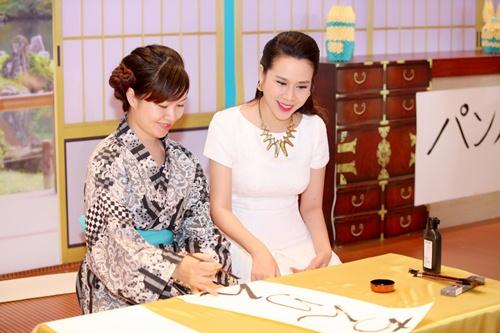 "vo chong luu huong giang tung ""hoang mang"" truoc khi sinh be thu 2 - 8"