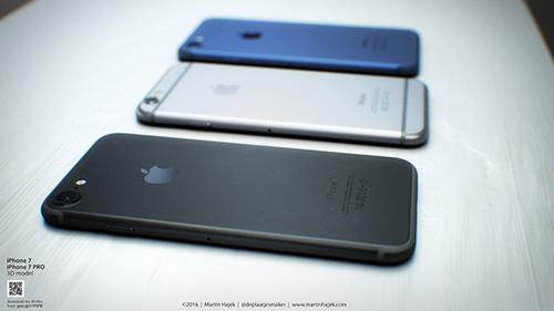 iPhone 7 màu đen lộ diện đầy mê hoặc trong bộ ảnh mới-2