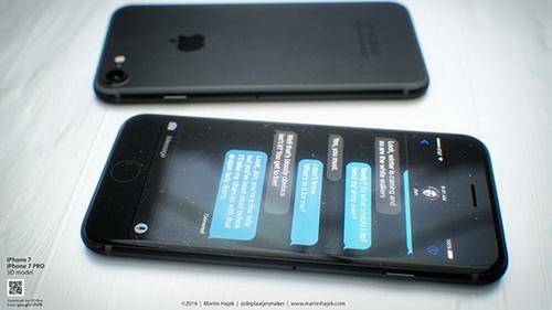 iPhone 7 màu đen lộ diện đầy mê hoặc trong bộ ảnh mới-4