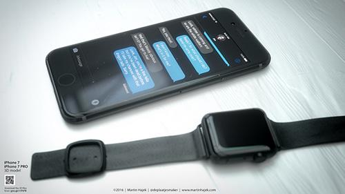 iPhone 7 màu đen lộ diện đầy mê hoặc trong bộ ảnh mới-6