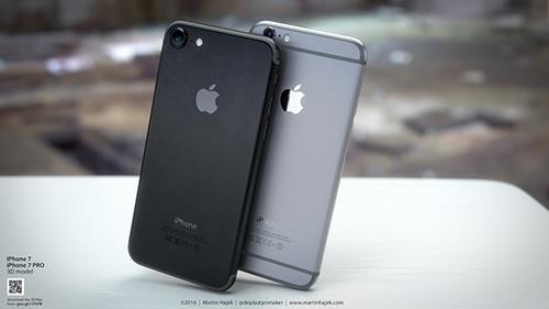 iPhone 7 màu đen lộ diện đầy mê hoặc trong bộ ảnh mới-1