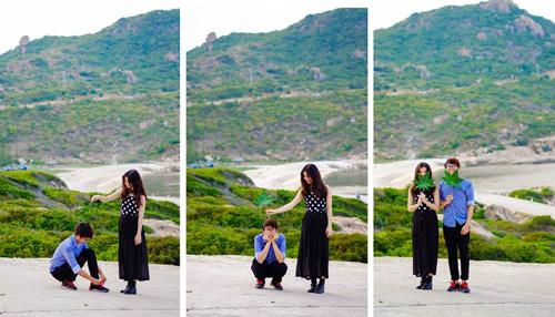 """Tròn 1111 ngày yêu, 9x đưa bạn gái đến nơi """"thiên đường"""" để cầu hôn siêu lãng mạn-17"""