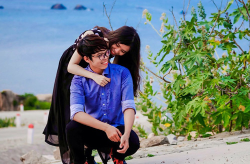 """Tròn 1111 ngày yêu, 9x đưa bạn gái đến nơi """"thiên đường"""" để cầu hôn siêu lãng mạn-15"""