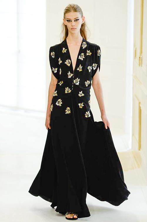 Christian Dior gây thất vọng với BST cao cấp Thu Đông 2016-18
