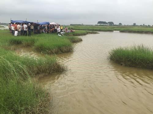 Vụ đuối nước khiến 5 cháu bé tử vong qua lời kể của nhân chứng-3