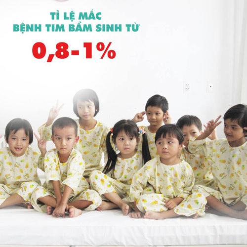1.000 tre bi benh tim bam sinh cho phep mau tu cong dong - 2