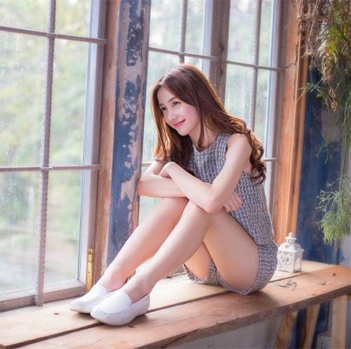 hot girl thai lan goc viet gay sot vi ve dep thanh thien - 13
