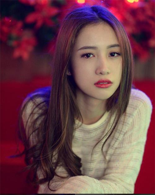hot girl thai lan goc viet gay sot vi ve dep thanh thien - 14