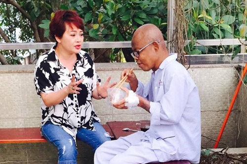 "vi sao nghe si han van tinh khoe lai sau du doan ""chi con tinh bang ngay""? - 1"