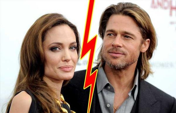 Angelina Jolie và Brad Pitt lần đầu lộ diện sau tin đồn ly hôn-2