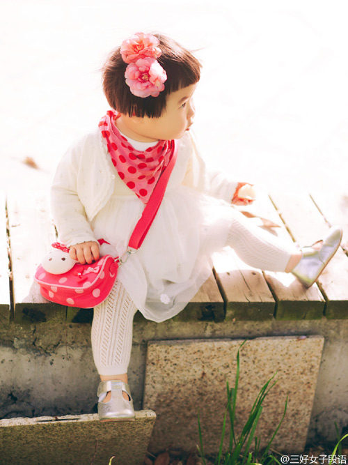 Những hình ảnh cực đáng yêu của bé gái 'thánh ăn'-6