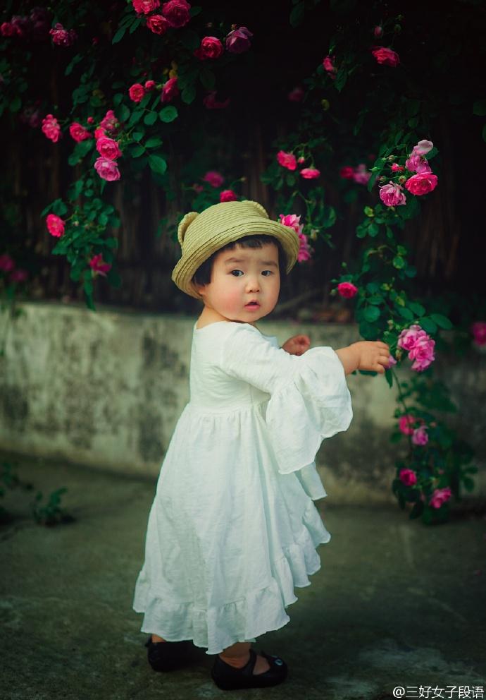 Những hình ảnh cực đáng yêu của bé gái 'thánh ăn'-8