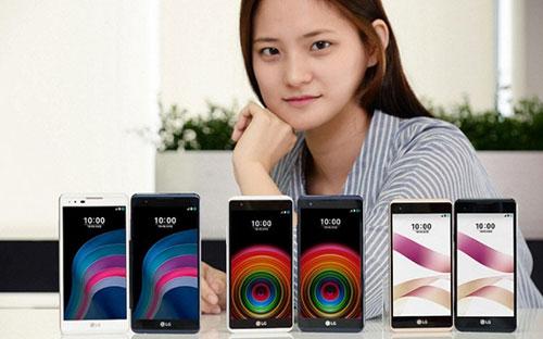lg ra mat smartphone x5 va x skin gia tu 3,9 trieu dong - 1