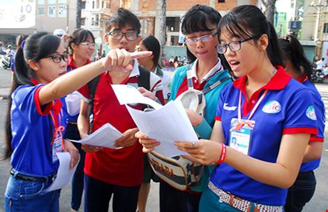 Sinh viên tình nguyện cũng cần học kỹ năng-1