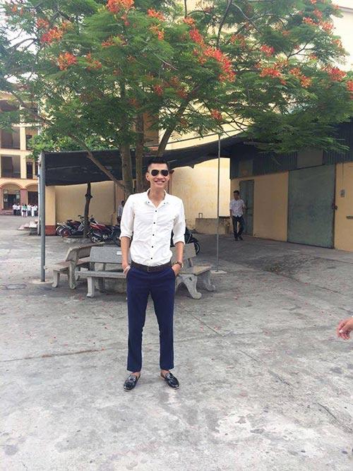 Sự thật về cặp đôi Thái Bình chàng 1m91 nàng 1m50 xôn xao dân mạng-4