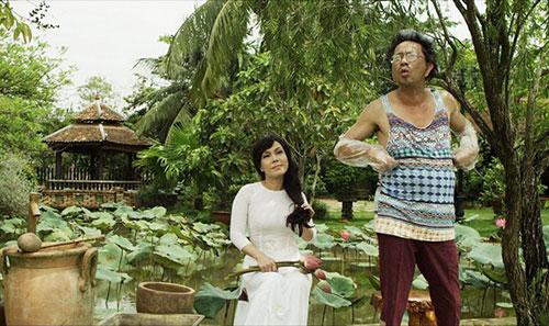"""viet huong: """"toi co duyen voi vai ba me dong con tren man anh rong"""" - 3"""