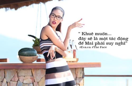 the face tap 4: mai ngo soc va uc che vi lua chon cua lan khue - 6