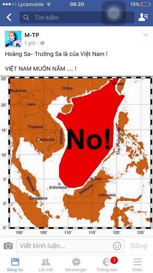 "danh sach sao viet ung ho cat ""duong luoi bo"" keo dai - 3"