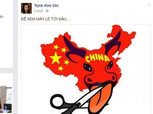 "danh sach sao viet ung ho cat ""duong luoi bo"" keo dai - 17"