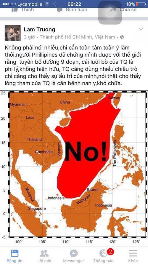 "danh sach sao viet ung ho cat ""duong luoi bo"" keo dai - 5"