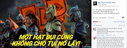 "danh sach sao viet ung ho cat ""duong luoi bo"" keo dai - 11"