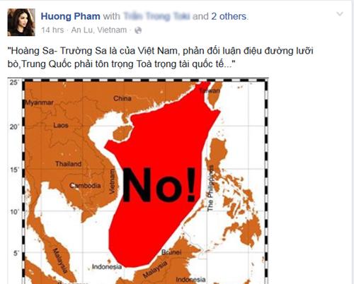 "danh sach sao viet ung ho cat ""duong luoi bo"" keo dai - 2"