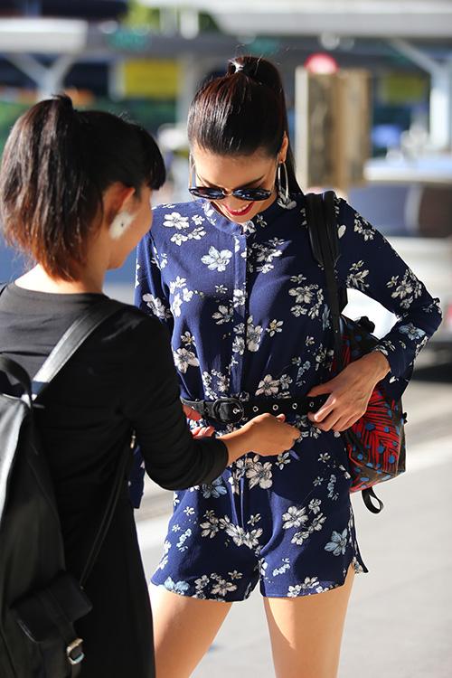 the face viet nam: stylist lam gi de lan khue khong lep ve ha ho, pham huong? - 2