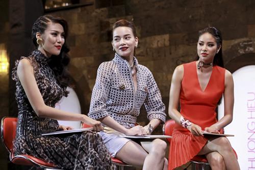 the face viet nam: stylist lam gi de lan khue khong lep ve ha ho, pham huong? - 6