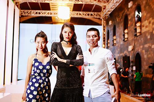 the face viet nam: stylist lam gi de lan khue khong lep ve ha ho, pham huong? - 3
